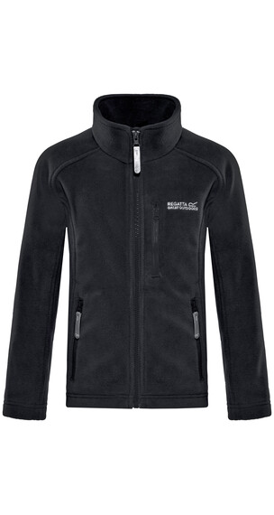 Regatta Marlin IV Jacket Kids Black